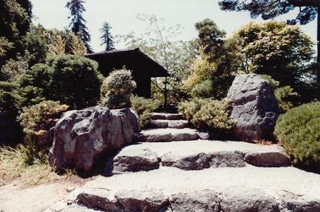 Japanese Garden - San Mateo