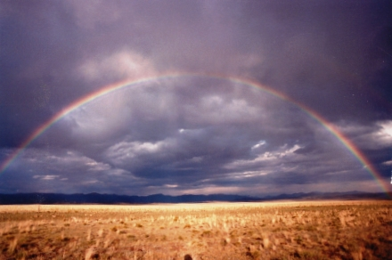 Rainbow - Colorado 1980s