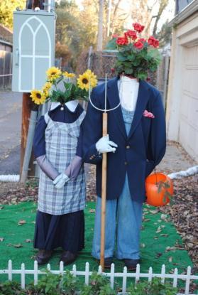 halloween couple - park hill oct 2015