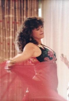 Lia - belly dance photo