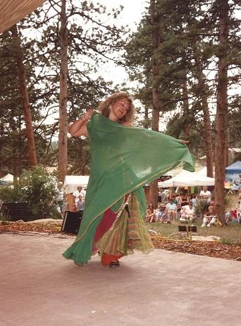 Lia - gypsy dancer - Evergreen CO