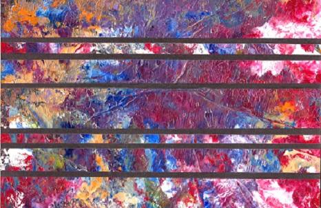 Steven - acrylic abstract