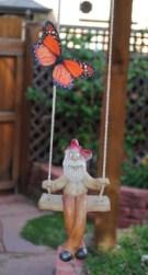 Butterfly & Man