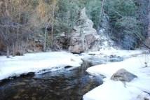Snow and Ice - Ofallon Park - 5