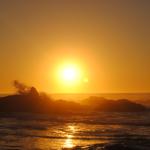 sunset - oregon